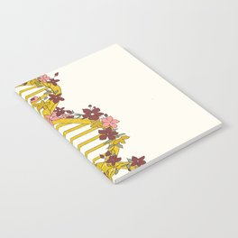 Floral DNA Notebook