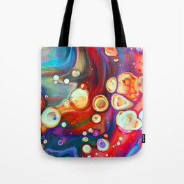acrylic 20 Tote Bag