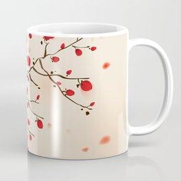 Oriental plum blossom in spring 006 Coffee Mug