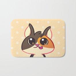 Curious Kitty Cat Bath Mat