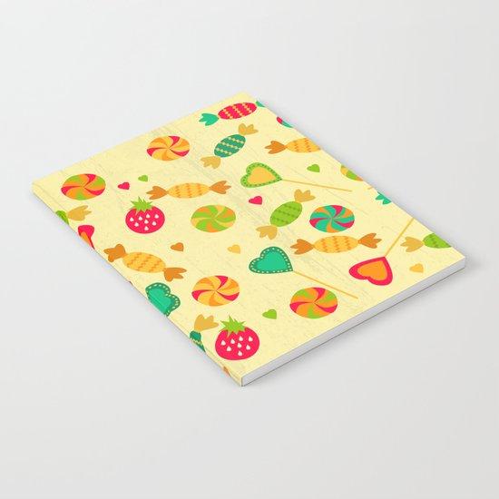 Candy shop Notebook