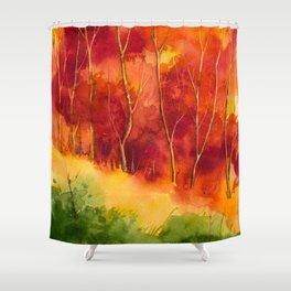 Autumn scenery #16 Shower Curtain