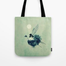 Fairy Calypso Tote Bag