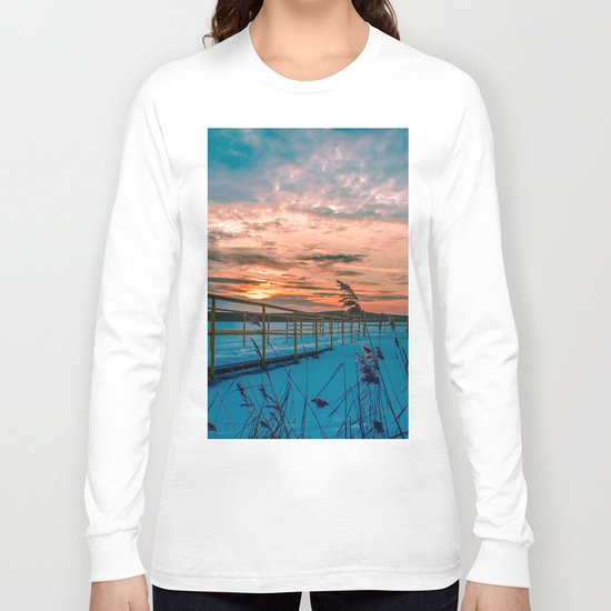 Waiting for the Summer Long Sleeve T-shirt