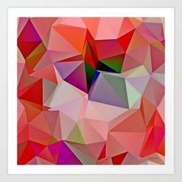 Polyrosa 1 Art Print