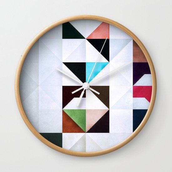 ZKRYNE Wall Clock