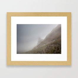 Salkantay 4 Framed Art Print