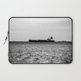 Ship on the Horizon Laptop Sleeve
