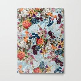 Summer Botanical Garden VIII Metal Print