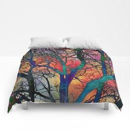 Dreamy Sunset Comforters