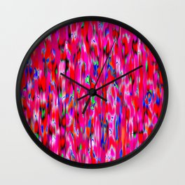 globular field 14 Wall Clock