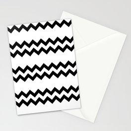 PATTERNED (BLACK-WHITE) Stationery Cards