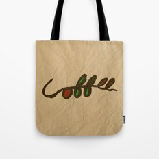 Coffee Branch Tote Bag