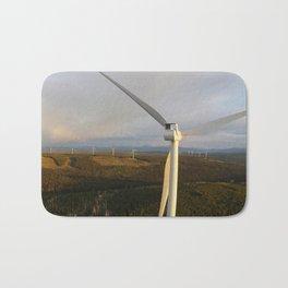 Quality Wind Project Bath Mat