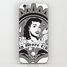 OH CHIT! iPhone & iPod Skin