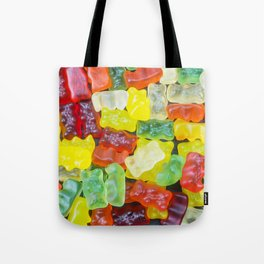 Fresh Gummy Bears Tote Bag