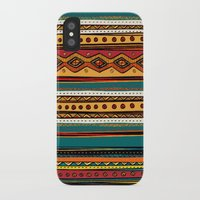 tribal iPhone & iPod Cases featuring Tribal by Klara Acel