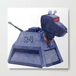 Sticker_K-9 Metal Print