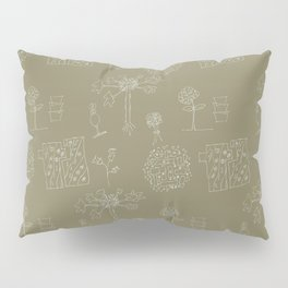 unknown organics Pillow Sham