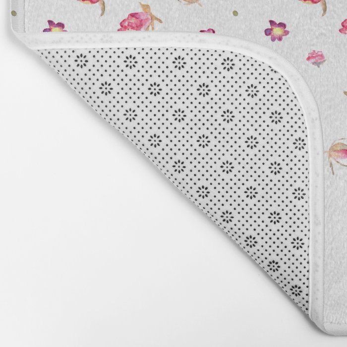 Tenderness Bath Mat