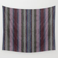 baroque Wall Tapestries featuring Baroque lines by Tony Vazquez