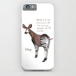 Okapi! iPhone Case