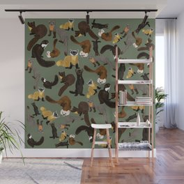 Martens of the World #1 Wall Mural