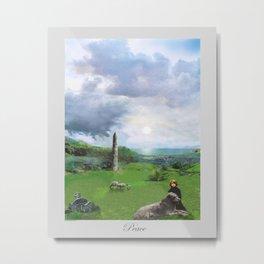 Peace [Ballyduff, Ireland] Metal Print