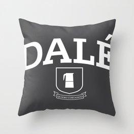 DALÉ Throw Pillow