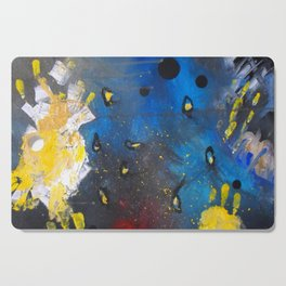 Black Holes Cutting Board