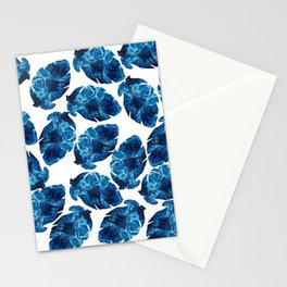 Ocean Leaves Stationery Cards