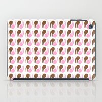 peace iPad Cases featuring peace by Alba Blázquez