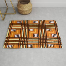 Owen Jones Savage Tribes VI Rug