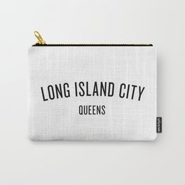 Long Island City, Queens Carry-All Pouch