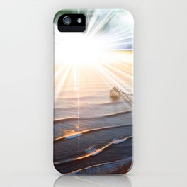 Above Us...One Sun... iPhone Case