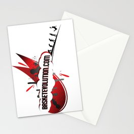 Staz Evolution II Stationery Cards