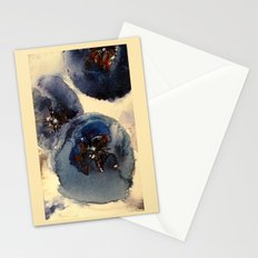 Bluberries Stationery Cards