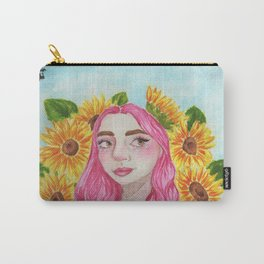 'Bloom' Carry-All Pouch