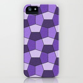 Geometrix VII iPhone Case