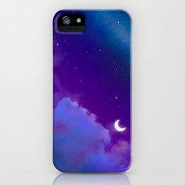 Labradorite Sky iPhone Case
