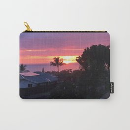 Sun Setting 3 Carry-All Pouch