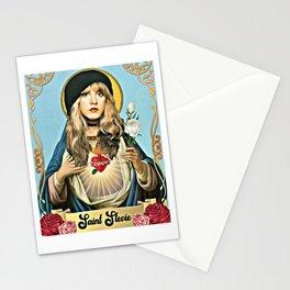 Saint Stevie Nicks Stationery Cards