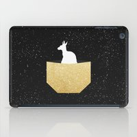 pocket iPad Cases featuring ANIMAL POCKET by Marg