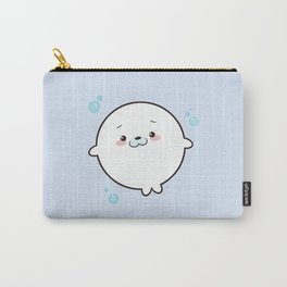 Baby Seal Kawaii Carry-All Pouch