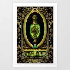 Jar of Souls Art Print