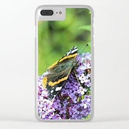 Butterfly VI Clear iPhone Case
