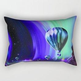 Jupiter, NASA/JPL Space Travel Poster Rectangular Pillow