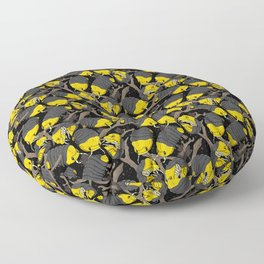 Rubber Ducky Isopod Floor Pillow