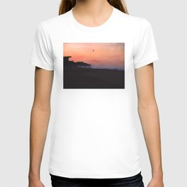 Peach Skies T-shirt