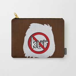 Dun Kur Bear [Don't Care Bear Brown/Grizzly] Carry-All Pouch